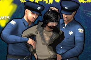 《警察捉小偷》游戏画面1