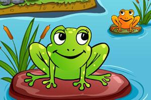 《青蛙跳跃》截图1