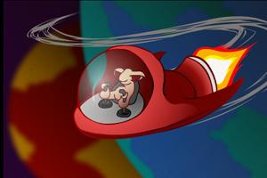 《肉团外星人》游戏画面1