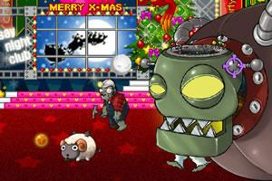 《射击僵尸7圣诞无敌版》游戏画面1