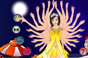 《千手公主》游戏画面1