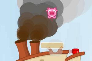 《猪猪飞天梦》游戏画面1