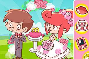 《结婚典礼偷懒》游戏画面1