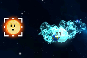 《恒星小英雄》游戏画面1