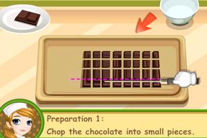 《泰莎的圆顶蛋糕》游戏画面1