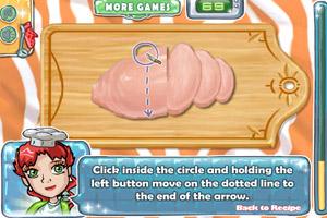 《美味的阿尔费雷多鸡肉》游戏画面1