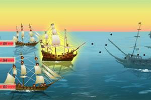 《航海大对决》游戏画面1