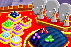 《耳环小店铺》游戏画面1
