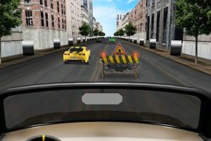 《3D汽车试驾》游戏画面1
