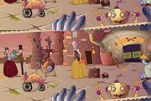《机器城找茬》游戏画面1