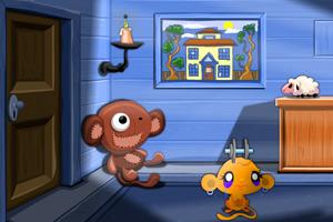 《逗小猴开心6》游戏画面1