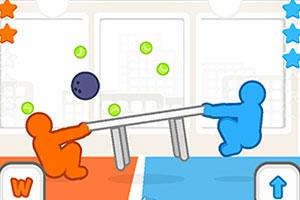 《拽桌子大赛》游戏画面1