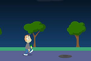 《醉酒的山姆》游戏画面1
