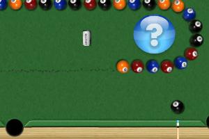 《桌球祖玛》游戏画面1