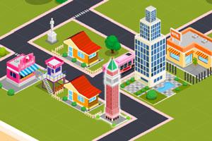 《打造商业城无敌版》游戏画面1