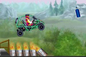 《越野四驱车比赛》游戏画面1