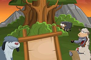 《小羊学数数》游戏画面1