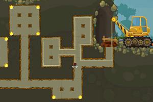 《矿产大亨》游戏画面1