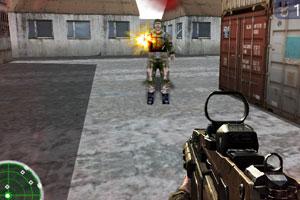 《大兵火线任务》游戏画面1