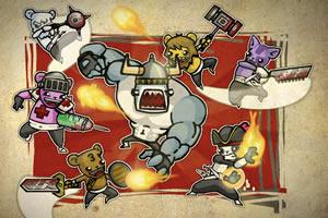 《野蛮熊部落1.4》游戏画面1