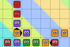 《唤醒彩色方块》游戏画面1
