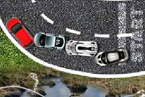 《环路汽车赛》游戏画面1