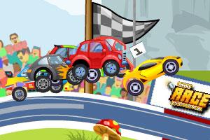 《迷你赛车大奖杯》游戏画面1