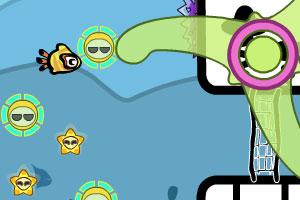 《小海豚海底游无敌版》游戏画面1