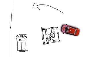 《涂鸦停车场》游戏画面1