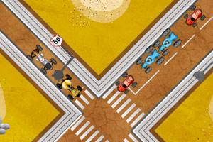 《经典汽车交通指挥》游戏画面1