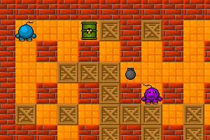 《火灾炸弹人》游戏画面1