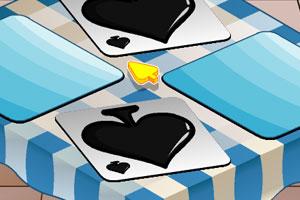 《扑克记忆翻牌》游戏画面1