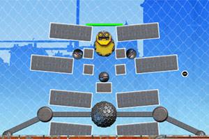 《炸弹铁球2无敌版》游戏画面1