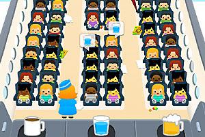 《空姐管理记》游戏画面1