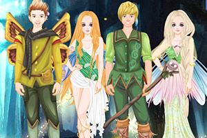 《仙女和精灵》游戏画面1