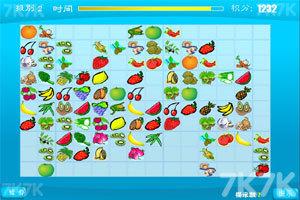 《果蔬连连看》游戏画面5
