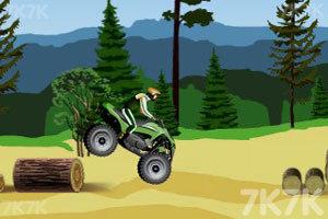 《疯狂摩托》游戏画面2