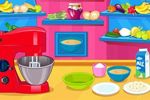 《冰冻香蕉巧克力》游戏画面1