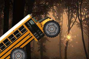 《大脚巴士驾驶》游戏画面1