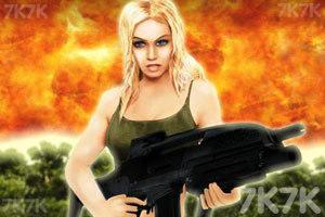 《亚马逊女特警》游戏画面2