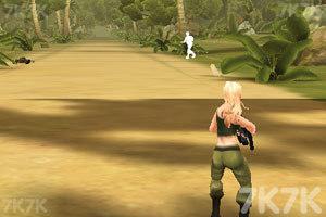 《亚马逊女特警》游戏画面5