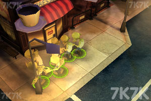 《僵尸大亨》游戏画面4