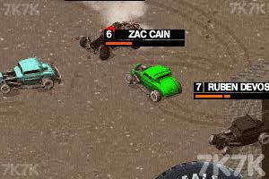 《3D疯狂车赛》游戏画面10