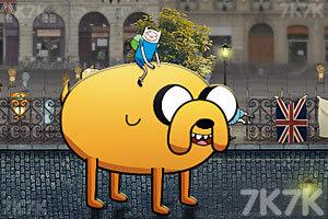 《卡通奥运会2012》游戏画面3