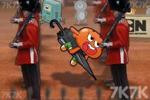 《卡通奥运会2012》游戏画面9