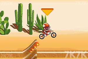 《越野摩托竞速赛》游戏画面4