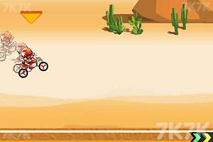 《越野摩托竞速赛》游戏画面9