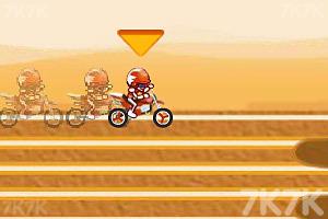 《越野摩托竞速赛》游戏画面7