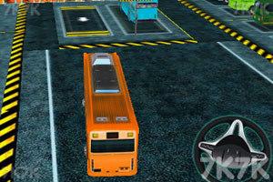 《3D巴士停车》游戏画面8