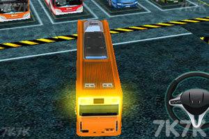 《3D巴士停车》游戏画面9